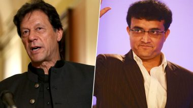 इमरान खान च्या UNGA भाषणावर सौरव गांगुली ने केली टीका, म्हणाले- जगाला शांतीची गरज असताना पाकिस्तानी पंतप्रधान युद्धाची भाषा करतात