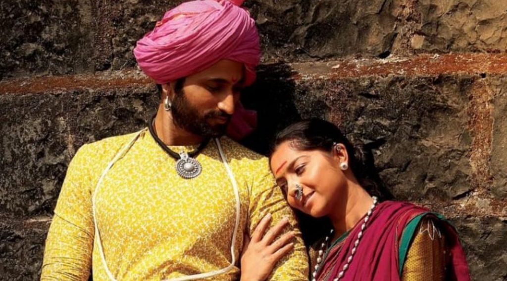 Vicky Kaushal ने रिलीज केले 'हिरकणी' चित्रपटातील