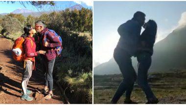 Milind Soman आणि Ankita यांचा Kissing Video होतोय सोशल मीडियावर वायरल