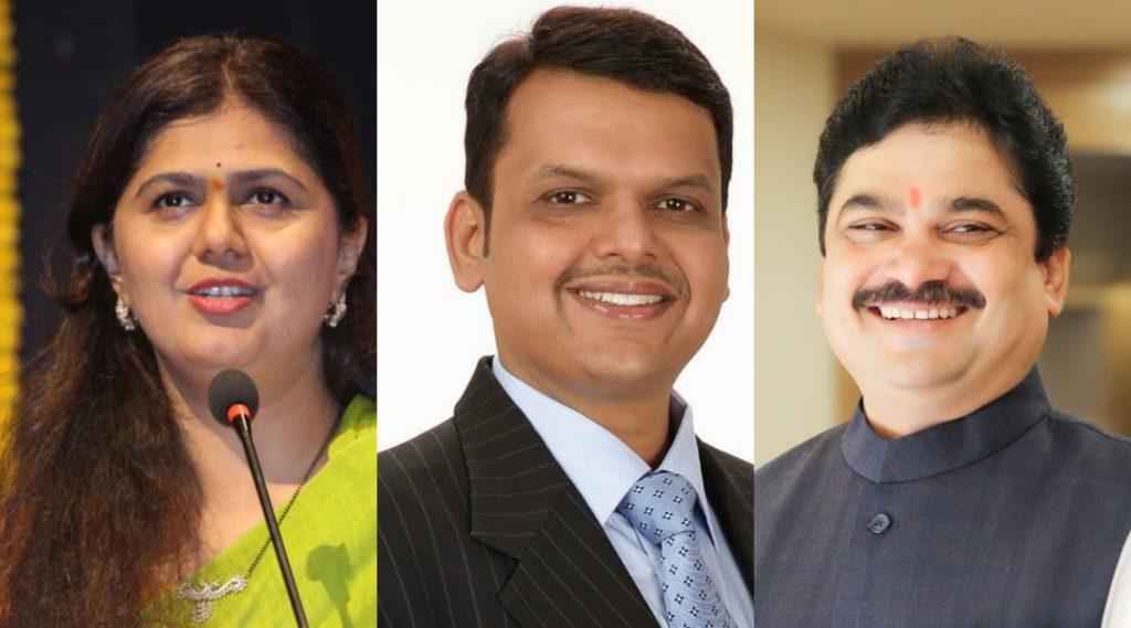 महाराष्ट्र विधानसभा निवडणूक निकाल 2019: भाजप पक्षाला मोठा धक्का; देवेंद्र फडणवीस यांच्या मंत्रिमंडळातील 'हे' 6 दिग्गज मंत्री सध्या पिछाडीवर