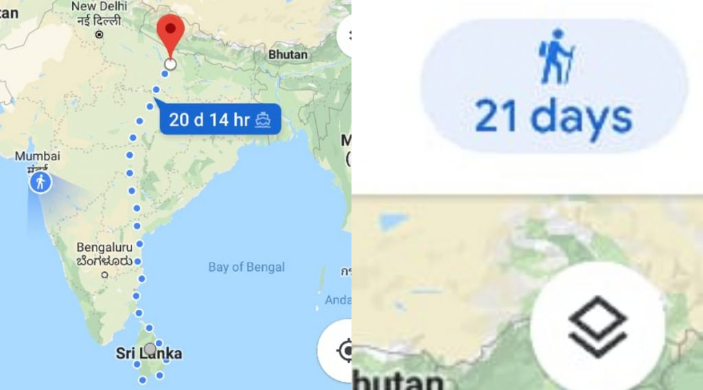 Dussehra 2019: दसरा आणि दिवाळी या सणांमध्ये का आहे 21 दिवसांचा फरक? Google Map कडे आहे याचा पुरावा
