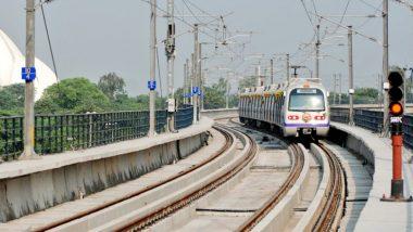 पुणे शहरातील मेट्रो ची जमिनीखाली 28 मीटरवर असणार पाच स्थानके