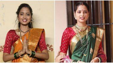 Navratri Special : स्त्रीचा सन्मान करणे आवश्यक- अभिनेत्री विदुला चौगुले