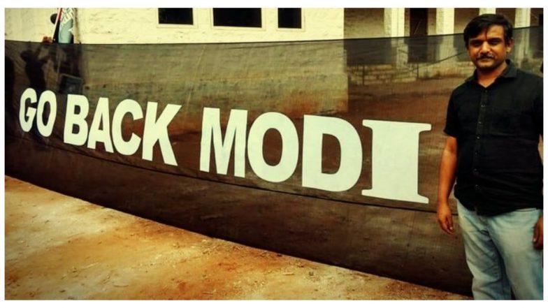 Go Back Modi: पंतप्रधान नरेंद्र मोदी यांना सोशल मीडियातून विरोध; ट्विटरवर #TNwelcomesXiJinping, #GoBackModi हॅशटॅग ट्रेंड