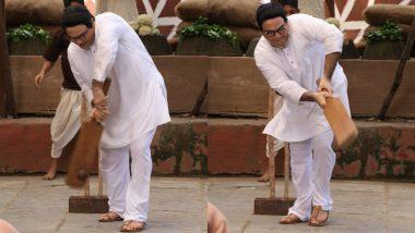 'डॉ. बाबासाहेब आंबेडकर' मालिकेतील कलाकारांमध्ये सेटवर रंगला क्रिकेटचा सामना (See Photos)