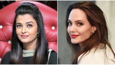 ऐश्वर्या राय-बच्चन बनणार हॉलिवूड अभिनेत्री अँजलिना जोलीचा नवा आवाज