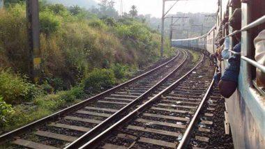 दहशतवादी हल्ले आणि रेल्वे स्थानकांवरील अपघात टाळण्यासाठी उभी राहणार 3,000 किमी लांबीची बाऊंड्रीवॉल