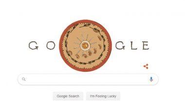 Joseph Antoine Ferdinand Plateau Google Doodle: जोसेफ प्लाटो गूगल डूडल आहे खास; घ्या जाणून