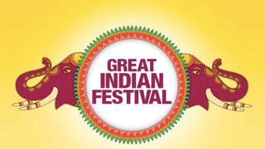 Amazon Great Indian Festival 2019 सेलमध्ये ग्राहकांना फक्त 4,999 रुपयात खरेदी करता येणार Redmi 7A, जाणून घ्या ऑफर्स