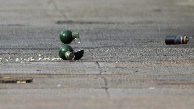 Grenade attack: जम्मू -काश्मीरमधील ग्रेनेड हल्ल्यात 2 सीआरपीएफ जवान आणि एक नागरिक जखमी
