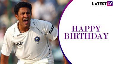 Happy Birthday Anil Kumble: पाकिस्तानविरुद्ध एका डावात घेतले 10 विकेट, जाणून घ्या कसे मिळाले भारताच्या 'Milestone Man' अनिल कुंबळे यांना 'जंबो' हे नाव