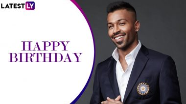 Happy Birthday Hardik Pandya: 'कॉफी विथ करण' एपिसोडपेक्षाही मनोरंजक आहेक हार्दिक पंड्या याच्याबद्दलचे हे 5 किस्से, जाणून घ्या