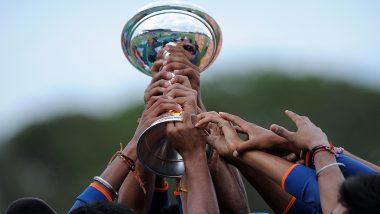 ICC अंडर-19 वर्ल्ड कप2020 चे वेळापत्रक जाहीर, जाणून घ्या भारताच्या गटात कोणत्या देशांचाआहे समावेश