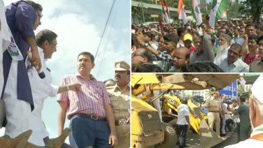 मुंबई: राष्ट्रवादी काँग्रेसचे आमदार नवाब मलिक संतप्त; चुनाभट्टी-बीकेसी पूल वाहतुकीसाठी खुला करण्याची केली मागणी