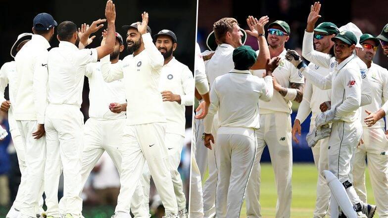 IND vs SA 2nd Test Day 3:दक्षिण आफ्रिका 275 धावांवर आऊट, तिसऱ्या दिवसाखेरभारताकडे 326 धावांची आघाडी