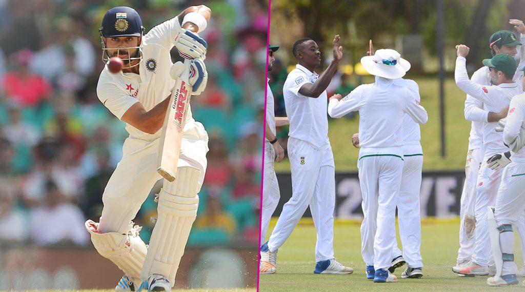 IND vs SA 2nd Test Day 2: विराट कोहली याचे रेकॉर्ड दुहेरी शतक, दुसऱ्या दिवसाखेर दक्षिण आफ्रिकेवर565 धावांची आघाडी