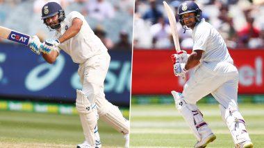 IND vs SA 1st Test Day 2: दक्षिण आफ्रिकाविरुद्ध मयंक अग्रवाल-रोहित शर्मा यांनी ओपनिंग भागीदारीत केल्या सर्वाधिक धावा, स्पेशल क्लबमध्ये मिळवले स्थान