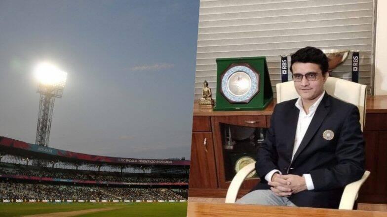 ईडन गार्डन्सवर खेळला जाणार भारतातील पहिला Day-Night कसोटी सामना; जाणून घ्या तिकिटांचे दर आणि इतर माहिती