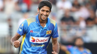 AUS vs SL 1st T20I:कसुन रजिता याने ऑस्ट्रेलियाविरुद्ध नोंदवला नकोसा रेकॉर्ड,4 ओव्हरमध्ये लुटवल्या इतक्या धावा