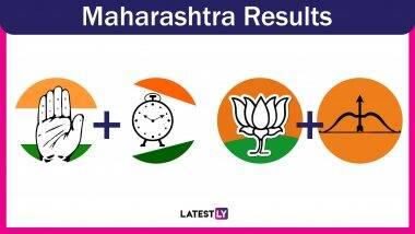 Maharashtra Assembly Election Result 2019: निवडणुकीपूर्वी पक्षांतर केलेल्या उमेदवारांना तारेल का नवा पक्ष ? दिग्गजांची प्रतिष्ठा पणाला