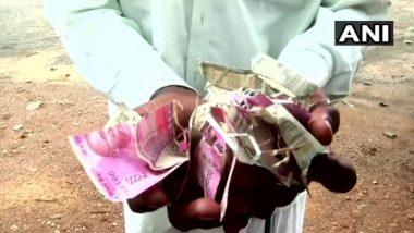 तमिळनाडू: शेती करुन मिळालेल्या शेकतऱ्याच्या पैशांवर पाणी, उंदराने कुरडतले 50 हजार रुपये