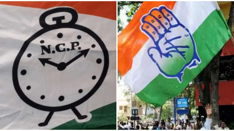एकाच मतदारसंघात आघाडीचे दोन उमेदवार; राष्ट्रवादी काँग्रेसचे भारत भालके, काँग्रेसकडून शिवाजीराव काळुंगे रिंगणात