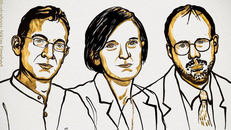 Nobel Prize 2019 Economics Winners: भारतीय वंशाच्या अभिजित बॅनर्जी यांना अर्थशास्त्राचा नोबेल पुरस्कार जाहीर