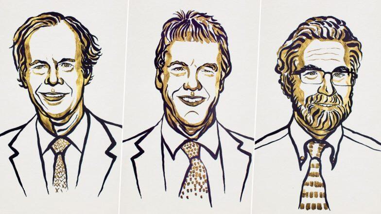 Nobel Prize 2019 Physiology And Medicine Winner: कॅन्सर ,ऍनिमिया वरील औषधांशी संबंधित शोधासाठी William G Kaelin Jr, Sir Peter J Ratcliffe , Gregg L Semenza यांचा नोबेल पुरस्काराने सन्मान