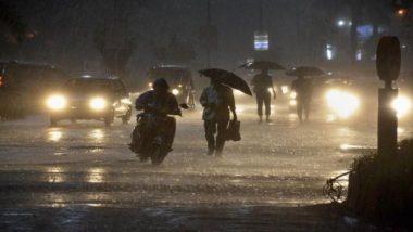 Maharashtra Monsoon 2020 Update: कोकणासह मध्य महाराष्ट्र आणि मराठवाड्यातील काही भागात विजेच्या कडकडाटासह मुसळधार पावसाची शक्यता- IMD