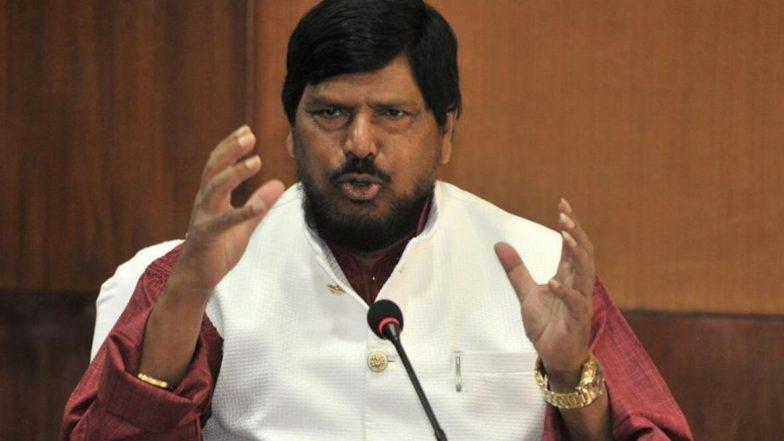 Maharashtra Assembly Elections 2019: रिपब्लिकन पक्षाला विधानसभा निवडणूकीसाठी 'या' 6 जागांचे वाटप, रामदास आठवले यांच्याकडून घोषणा