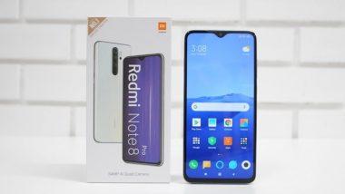 Redmi Note 8 आणि Note 8 Pro स्मार्टफोनसाठी पहिला सेल आजपासून सुरु, ग्राहकांना खरेदीवर मिळणार दमदार सूट