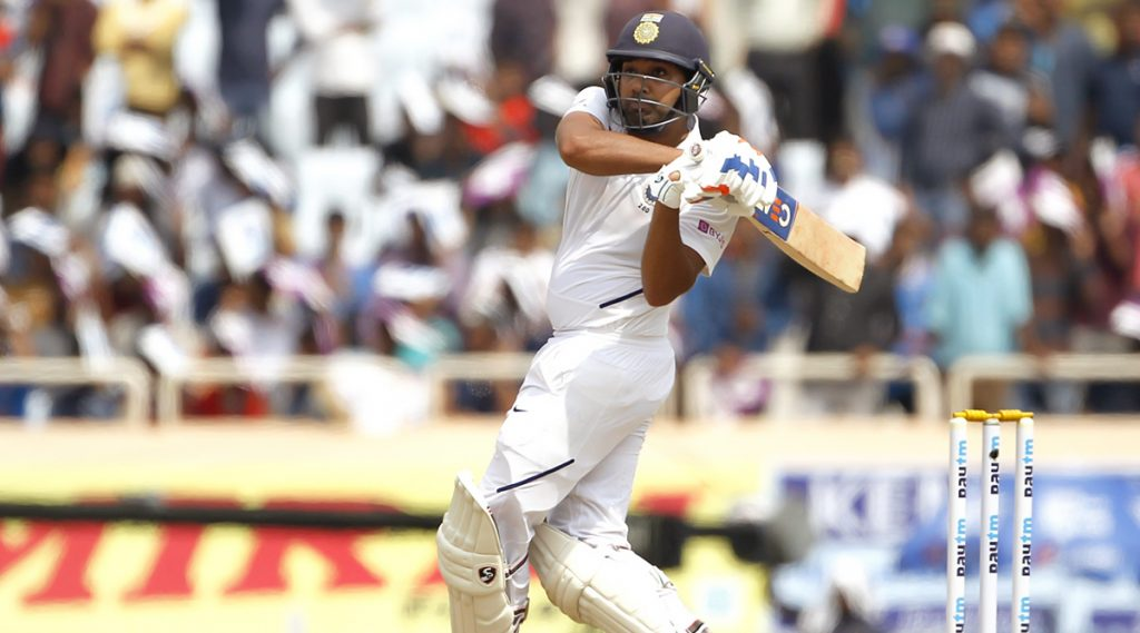 IND vs SA 3rd Test Day 2: रोहित शर्मा याचा डबल धमाका, टेस्ट कारकिर्दीत पहिल्यांदाच झळकावले दुरेही शतक