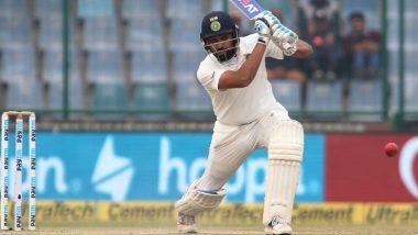 IND vs SA 1st Test 2019: दक्षिण अफ्रिका संघाविरुद्ध रो'हिट' शर्मा याची शतकी खेळी; चाहत्याला आठवला चार वर्षांपूर्वीचा इतिहास
