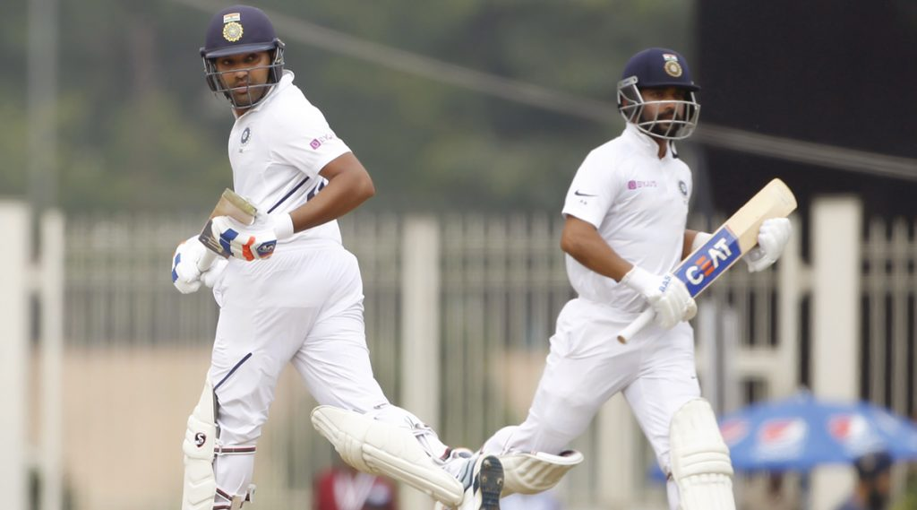 IND vs SA 3rd Test Day 2: भारताचा पाहिला डाव 497/4 धावांवर घोषित, दक्षिण आफ्रिका फलंदाजांवर मालिका वाचवण्याचे दडपण