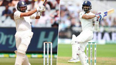 IND vs SA 3rd Test Day 2: अजिंक्य रहाणे याची दमदार खेळी, टेस्ट क्रिकेटमध्ये झळकावले 11 वे शतक; रोहित शर्मा 150 पार