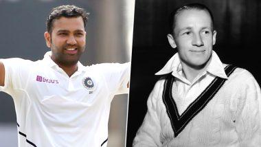 IND vs SA 3rd Test: डॉन ब्रॅडमन यांचा 71 वर्ष जुना रेकॉर्ड मोडत'हिटमॅन' रोहित शर्मा याने केली नवीन विक्रमाची नोंद, जाणून घ्या
