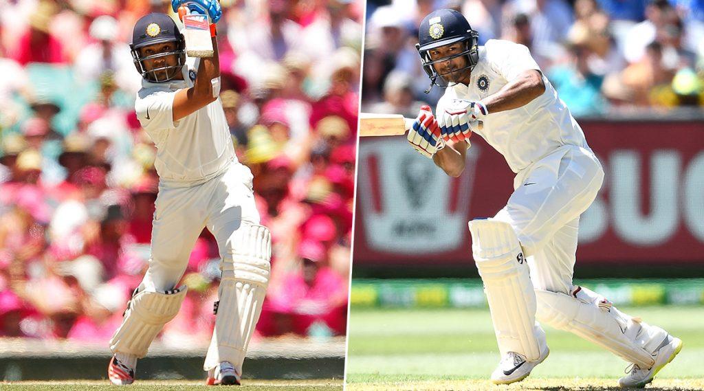 IND vs SA 1st Test Day 1: रोहित शर्मा-मयंक अग्रवाल यांची द्विशतकी भागीदारी; पावसामुळे पहिल्या दिवसाचा खेळ रद्द, भारताचा स्कोर 202/0
