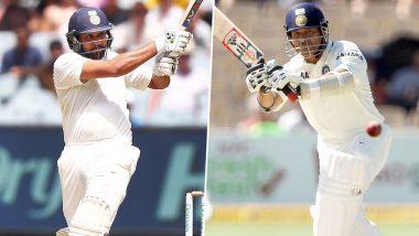 IND vs SA Test 2019:रोहित शर्मा याने दक्षिण आफ्रिकाविरुद्ध टेस्ट मालिकेत तीन पराक्रम केले जे सचिन तेंडुलकर करू शकला नाही, जाणून घ्या