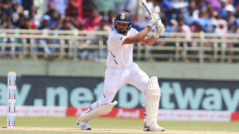 IND vs SA 1st Test Day 1: रोहित शर्मा याने केली राहुल द्रविड ची बरोबरी, ओपनर म्हणून पहिल्या अर्धशतकाचे Twitter वर कौतुक