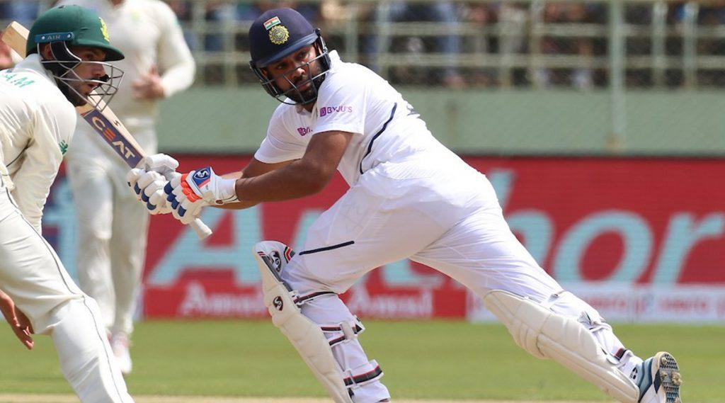 IND vs SA 1st Test Day 1: ओपनिंगला येत रोहित शर्मा ने केले पहिले अर्धशतक, Lunch पर्यंत टीम इंडियाने केल्या91 धावा