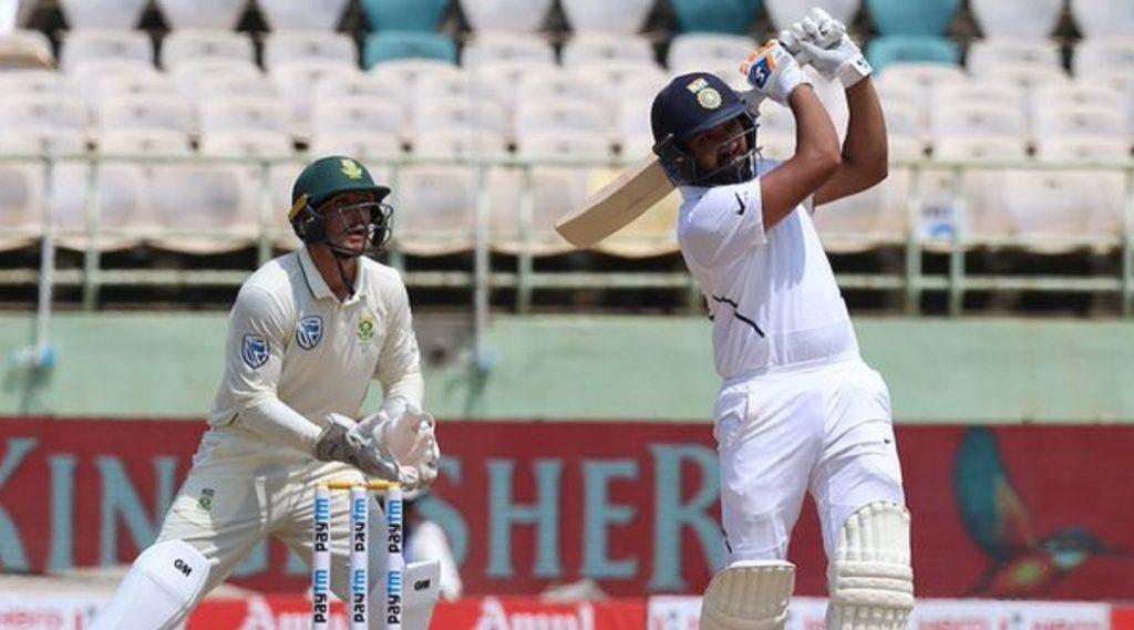 IND vs SA 1st Test Day 1: रोहित शर्मा याचे टेस्टमधील चौथे शतक; शिखर धवन, केएल राहुल यांच्यासह 'या' एलिट यादीत झाला समावेश