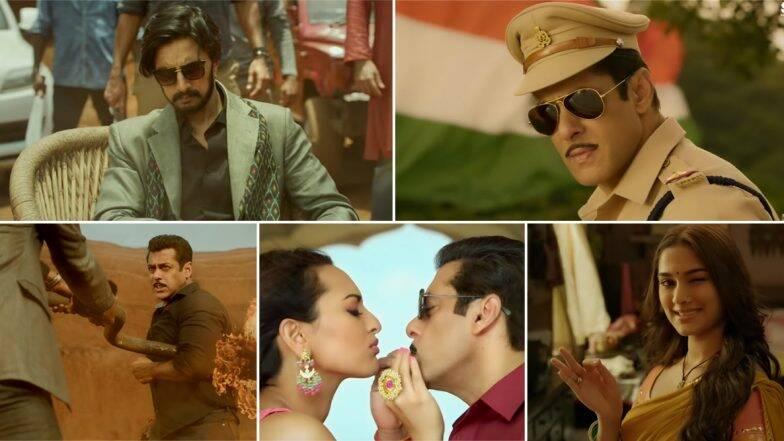 सलमान खान च्या 'दबंग 3' मधील या गाण्यामुळे चित्रपटात अडकला वादाच्या भोव-यात, प्रदर्शनावर बंदी घालण्याची मागणी