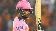 IPL 2021: 'तो भारतीय संघात नसण्यामागे हे एक कारण आहे,' Sanju Samson याच्या 'फ्लॉप शो' वर संतप्त Sunil Gavaskar यांनी दिली मोठी प्रतिक्रिया