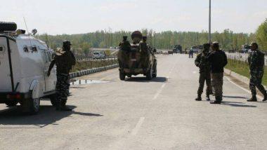 काश्मीरमध्ये पाकिस्तानी सैनिकांची LOC च्या दिशेने मोर्चाची आखणी; भारतीय लष्कर हाय अलर्टवर
