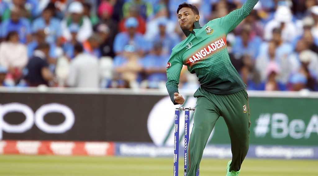 IND vs BAN 2019:  बांग्लादेश क्रिकेट संघाला भारत दौऱ्यापूर्वी मोठा धक्का!  अष्टपैलू खेळाडू शाकिब अल हसन याच्यावर Match-Fixing प्रकरणी बंदीची शक्यता
