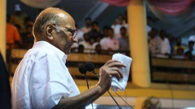 महाराष्ट्र विधानसभा निवडणूक 2019: शरद पवार यांनी केली धनंजय मुंडे यांची पाठराखण; 'बहिणाबाई' शब्दांत चक्कर येण्यासारखं काय?