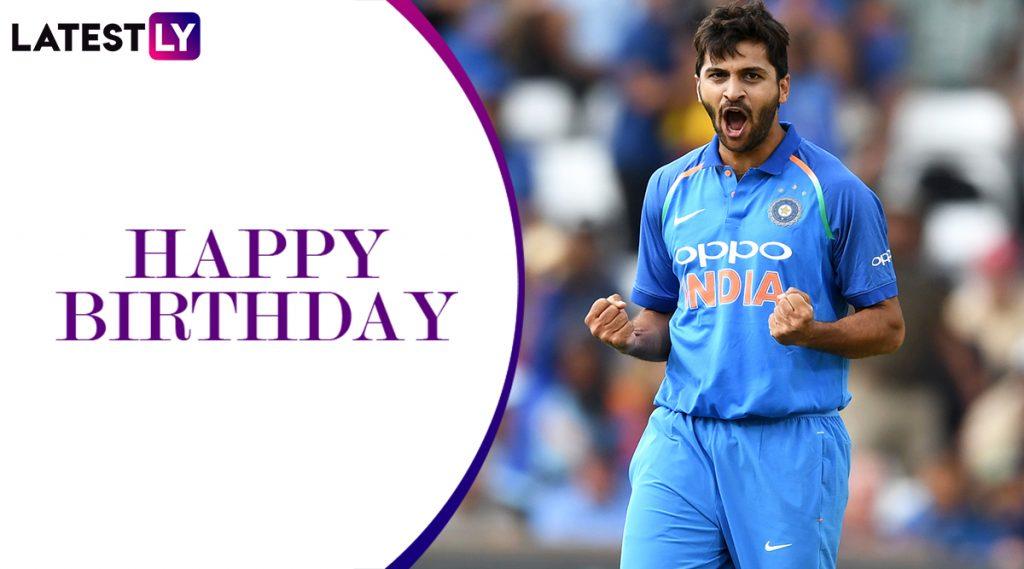 Happy Birthday Shardul Thakur: सहा बॉलमध्ये 6 षटकार ठोकणाऱ्या 'पालघर एक्सप्रेस' अर्थातच शार्दूल ठाकूर याच्यबद्दलचे काही हटके किस्से, जाणून घ्या