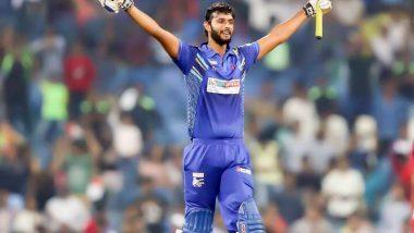 Vijay Hazare Trophy 2019:शिवम दुबे चा शानदार खेळ, टीम इंडियात समावेशकरण्याची Netizens चीमागणी