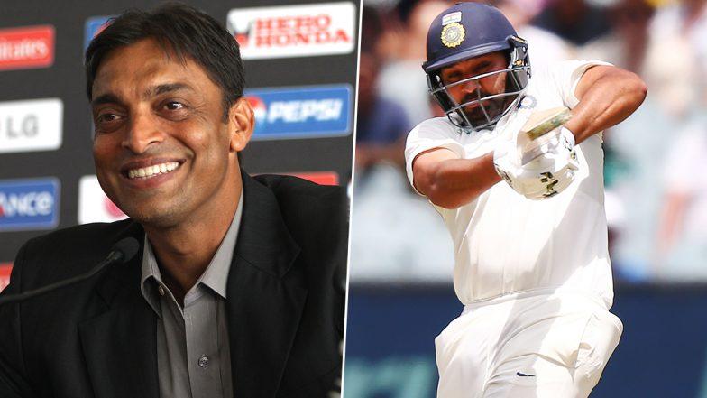 IND vs SA 1st Test: शोएब अख्तर झाला रोहित शर्मा याचा Fan, 'हिटमॅन' ला दिले 'हे'Nickname (Video)