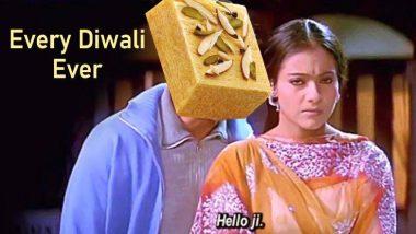 Diwali 2019 Brings With It Soan Papdi Memes: दीपावलीला सोनपापडी गिफ्ट नको असेल तर, हे मिम्स टॅग करा आपल्या मित्र-मैत्रिणींना